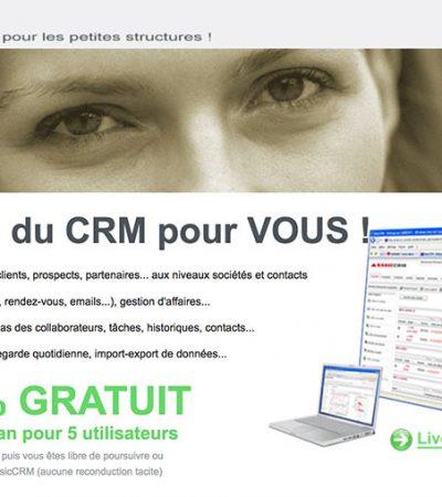 Basic CRM